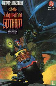 Batman/Judge Dredd: Judgment on Gotham