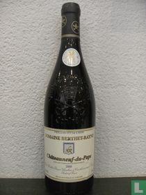 Chateauneuf-du-Pape, Berthet-Rayne, 2000, 2 flessen