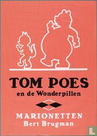 Tom Poes en de Wonderpillen
