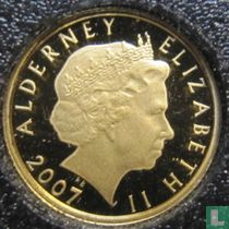 "Alderney 1 pound 2007 (PROOF) ""10th Anniversary of the Death of Princess Diana"""