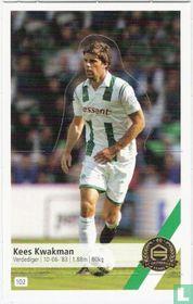 Kees Kwakman - FC Groningen