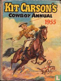 Kit Carson's Cowboy Annual 1955