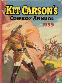 Kit Carson's Cowboy Annual 1959