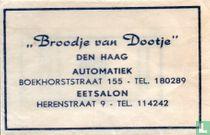 """Broodje van Dootje""  Automatiek Eetsalon"
