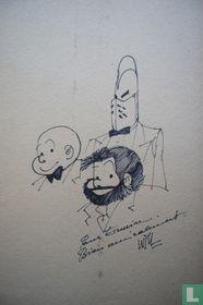Beard and Bald dédicase