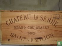 Chateau La Serre, Saint-Emilion Grand Cru, 2002
