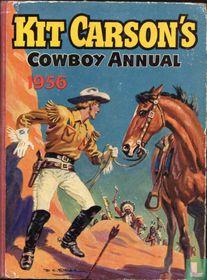 Kit Carson's Cowboy Annual 1956