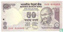 India 50 Rupees 2009 (L)
