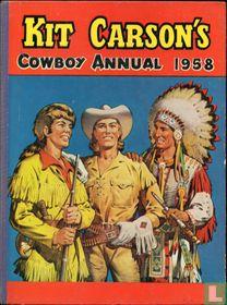 Kit Carson's Cowboy Annual 1958