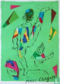 Harlequin vert