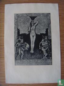 Exlibris Heinrich Wildermann