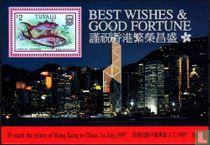 Terugkeer Hong Kong naar China