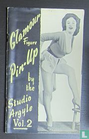 Glamour Figure Pin UP vol. 2