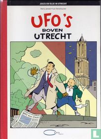 Ufo's boven Utrecht