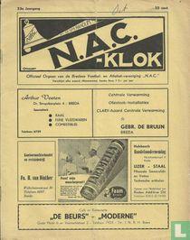 De NAC Klok 10