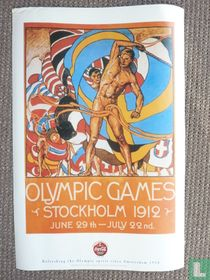 Olympic Games Stockholm 1912