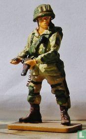 Parachute Field Artillery Officer (US): 1944