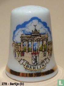 Berlijn (D) - Brandenburger Tor