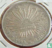 Mexico 8 reales 1894 (Zs FZ)