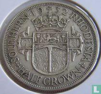 Zuid-Rhodesië ½ crown 1932