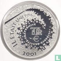 "Frankrijk 1½ euro 2003 (PROOF) ""Hänsel and Gretel"""