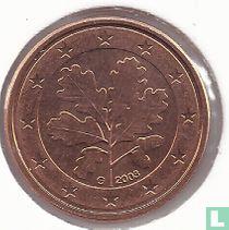 Duitsland 1 cent 2003 (G)