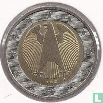 Germany 2 euro 2003 (J)