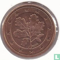 Duitsland 1 cent 2003 (J)