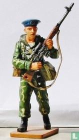 Paratrooper, Soviet VDV: early 1960 s