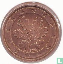 Duitsland 5 cent 2003 (D)