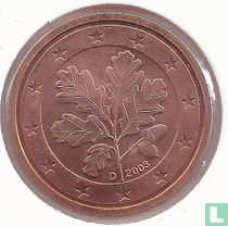 Germany 2 cent 2003 (D)