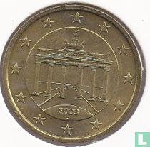 Duitsland 50 cent 2003 (J)