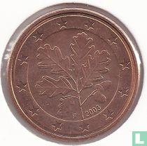 Duitsland 5 cent 2003 (F)