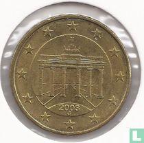 Duitsland 10 cent 2003 (J)