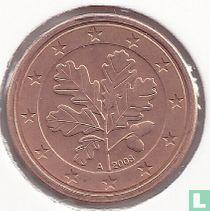 Duitsland 1 cent 2003 (A)