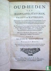 Oud-heden van Zaanland, Stavoren, Vronen en Waterland