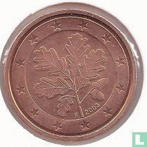 Duitsland 2 cent 2003 (F)