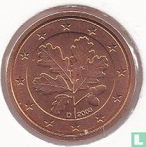 Duitsland 1 cent 2003 (D)