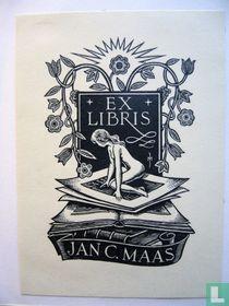 ex libris Jan C.Maas