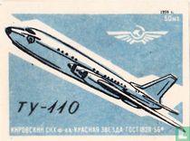 Vliegtuig TY-110
