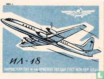 Vliegtuig NA-18