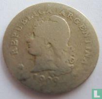 Argentinië 10 centavos 1909