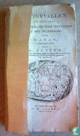 Lotgevallen op eene reis van Friesland, door Westfalen en het Waldeksche naar Hanau in september 1813