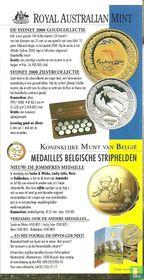 Jommeke: Medailles Belgische striphelden