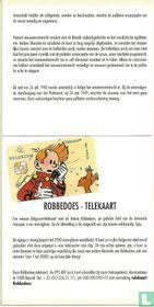 Robbedoes: Telekaart