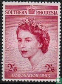 Kroning koningin Elizabeth II