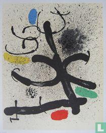 Joan Miro - Compositie 1971