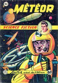 Sputnik erobert den Weltraum
