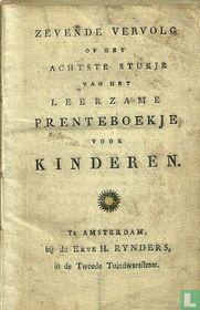Leerzaam prenteboekje voor kinderen