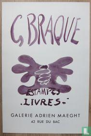 Georges Braque - Estampes Livres